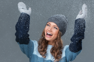 winter positivity